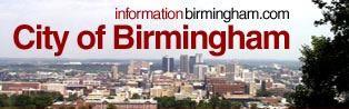 City og Birmingham