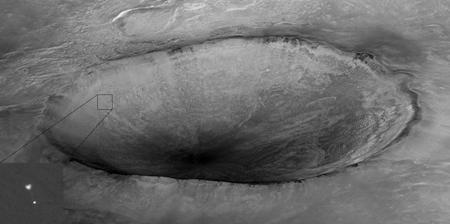 Phoenix Mars Descent