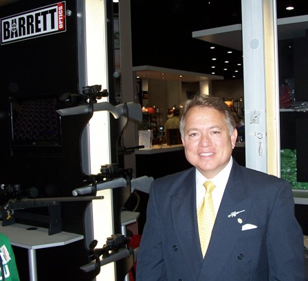 Ronnie Barrett