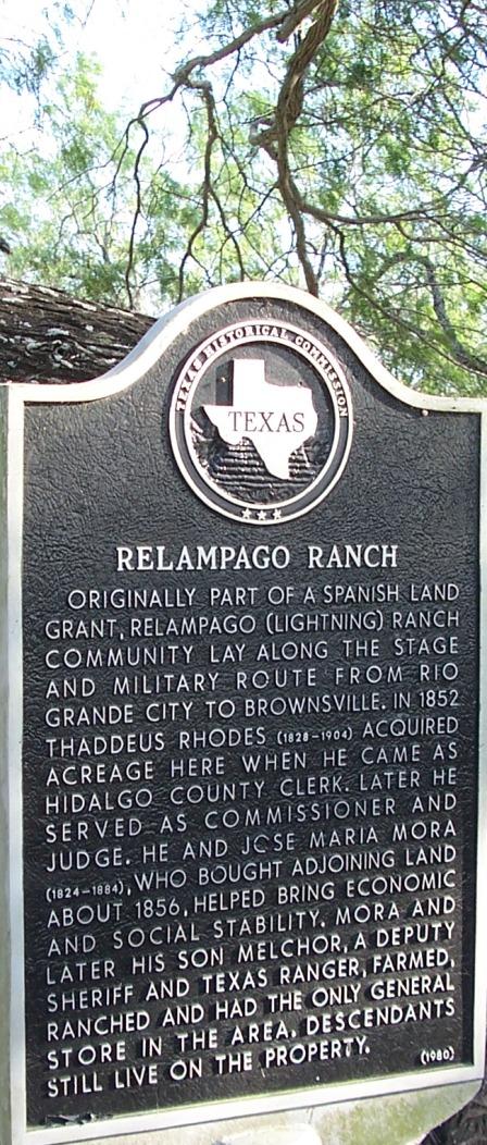 Relampago Ranch