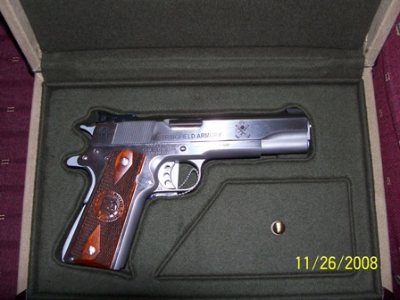 NRA Camp Perry Limited Edition 1911