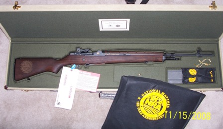 NRA Camp Perry Limited Edition M1A