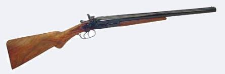 Cimmaron Coach Gun