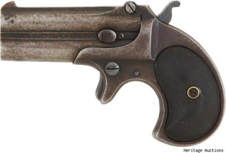 derringerpistolha