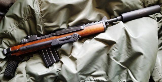 Ruger AC-556K